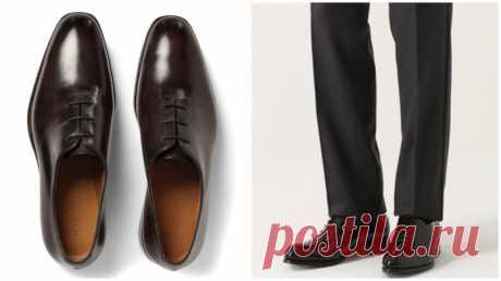 Почему ботинки со шнуровкой – заслуга занудного толстого графа, или 10 историй о классических моделях обуви