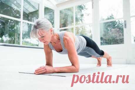 5 простых упражнений для красивой осанки