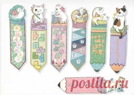 Закладки кошки шаблоны: 11 тыс изображений найдено в Яндекс.Картинках