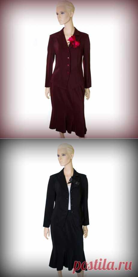 Стильный костюм от LadyStyle! ― Одежда для Вас