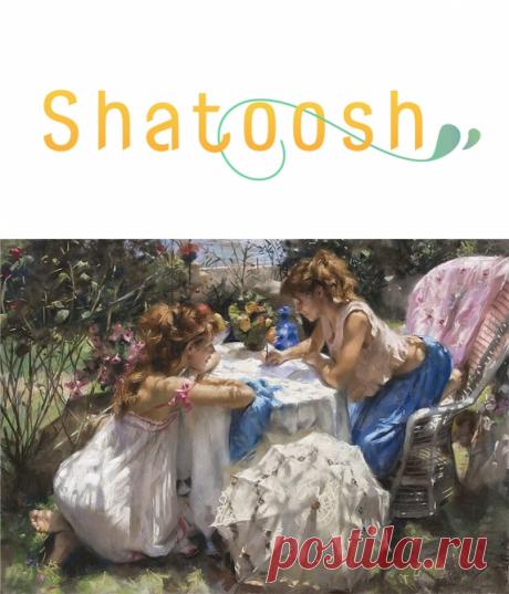 Притча. Гармоничная женщина | Shatoosh