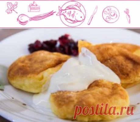 Творожные пышные и воздушные сырники в духовке | https://prostovkysno.com/