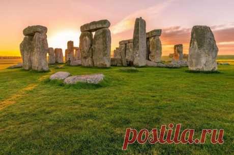 13 mystical historical monuments from around the world