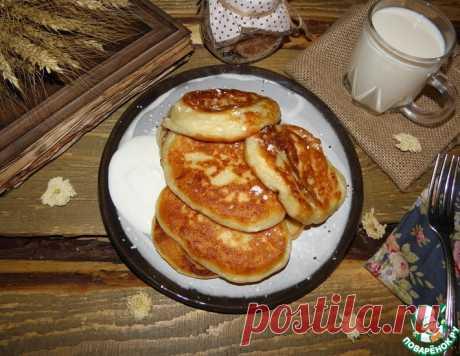 """Оладьи из творога """"Воскресный завтрак"""" – кулинарный рецепт"""