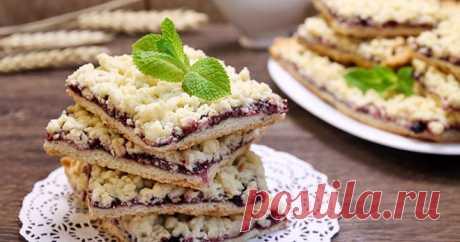 Самое быстрое ивкусное песочное печенье Лучшие рецепты домашней выпечки из песочного теста с вареньем или джемом. Простое и сладкое песочное печенье с вареньем для вкусного чаепития в кругу семьи