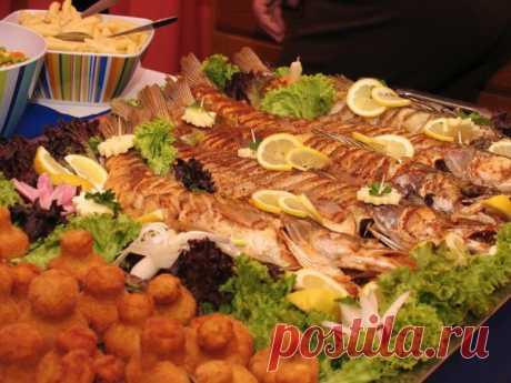 Вкусный и полезный рецепт: рыба в укропном соусе