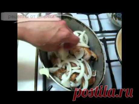 Рецепт приготовления кролика