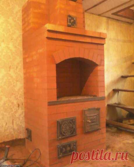 «Шведка: варочная кирпичная печь Ремонт и строительство дома» — карточка пользователя elena82nik в Яндекс.Коллекциях
