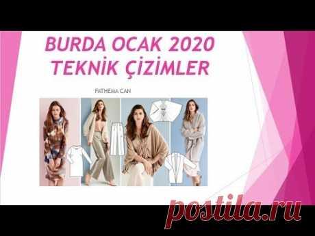 BURDA JANUARY 2020
