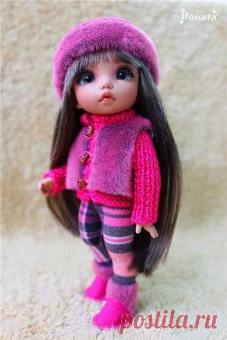 Кукольная мода: хорошее настроение на весь день