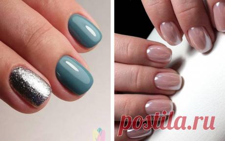 Роскошный дизайн на короткие ногти фото 60+ – В РИТМЕ ЖИЗНИ