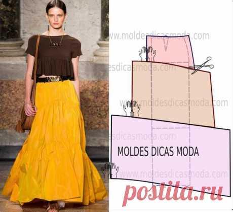 Моделирование: платья, юбки, блузки