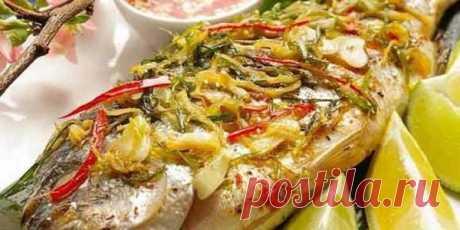 Рыба в духовке — 3 лучших рецепта !Приготовьте такую рыбу у себя дома и вы точно не пожалеете. Получается очень вкусно, сытно и полезно