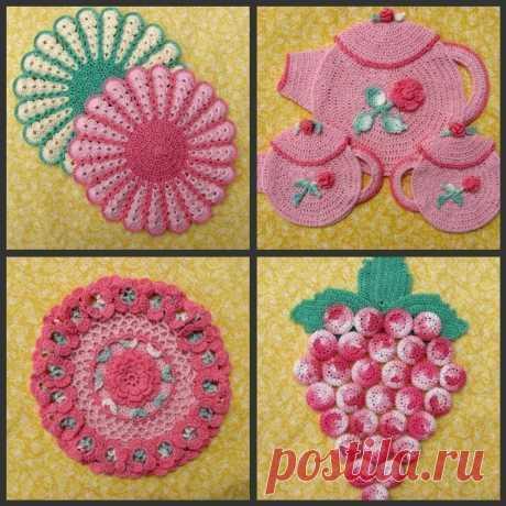 doily Bella Crochet