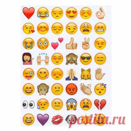 Картинки смайликов ВКонтакте (35 фото) ⭐ Забавник