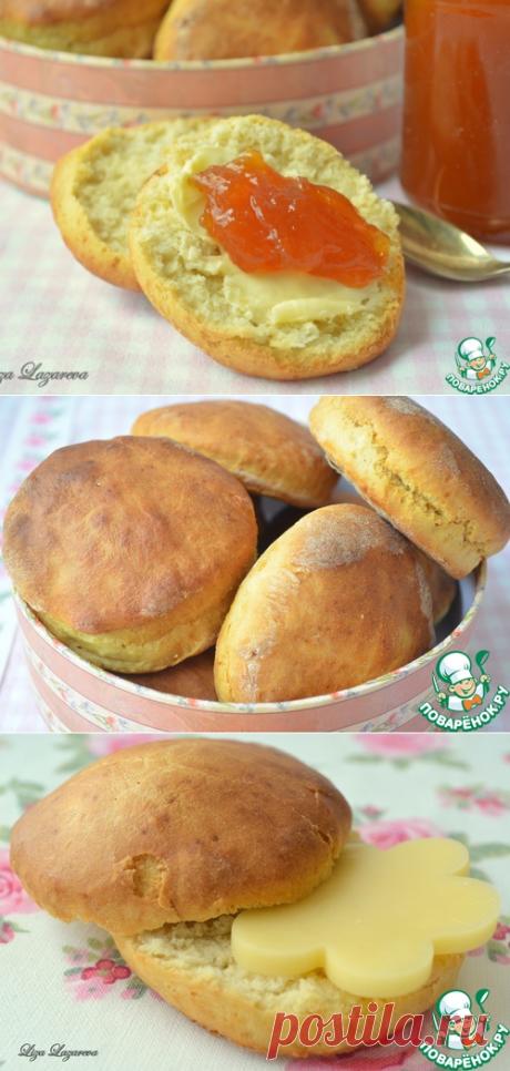 Традиционные английские лепешки для чаепития – кулинарный рецепт