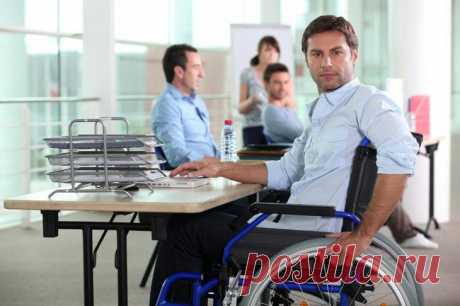 Order of dismissal of the disabled person and his ways