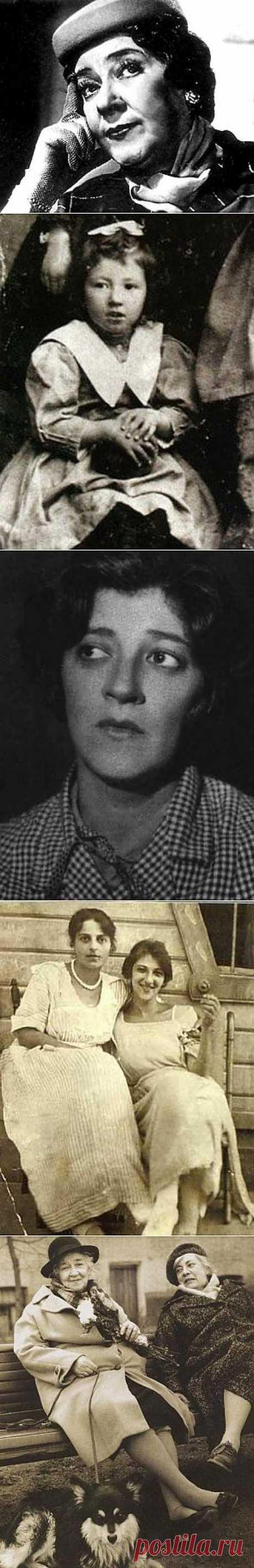 7 августа 2013-го исполнилось 117 лет со дня рождения замечательной артистки театра и кино, остроумной женщины Фаины Георгиевны Раневской.