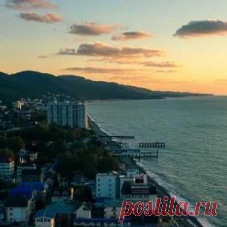 Тур Россия, Лазаревское из Москвы за 28800р, 2 октября 2019