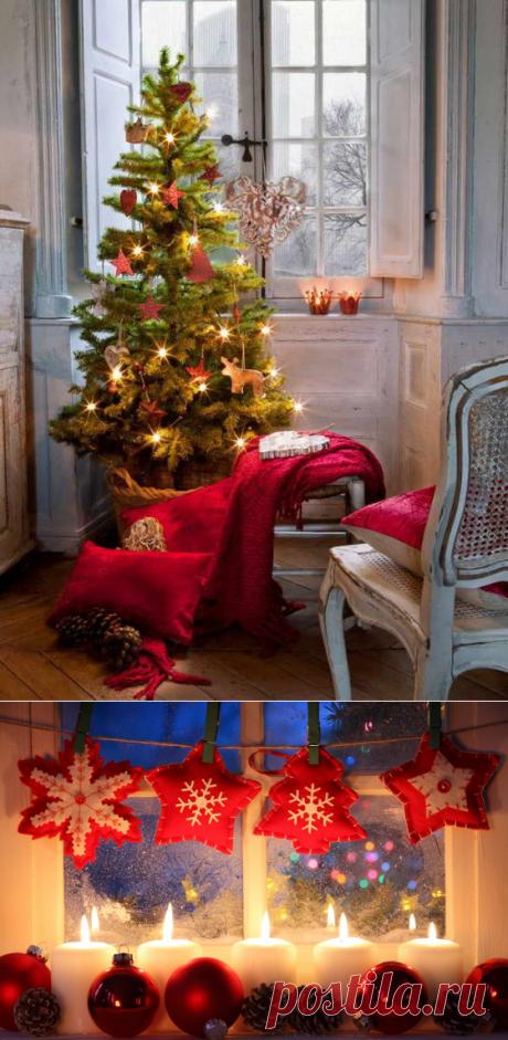 Поиск на Постиле: новогодний декор дома