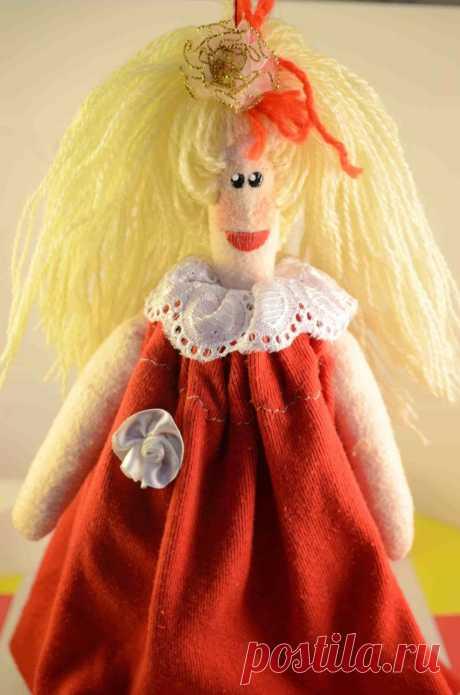 Ангел Тильда Текстильная кукла тильда Ангел может стать и игрушкой для ребенка и занять место в интерьере. Выкройка. Простая техника изготовления и море позитива...