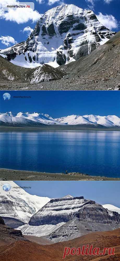 Кайлас. Священная гора Тибета