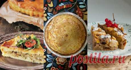 Заливные пироги: простые и быстрые рецепты – «Еда»