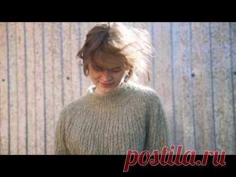 свитер апрель I суходол I описание