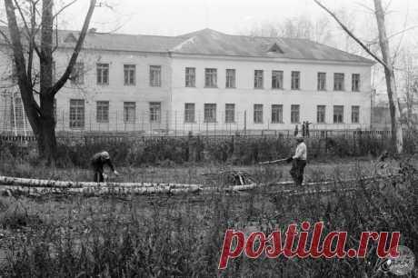 Как строилась гимназия №3 в Молодечно - Kraj.by