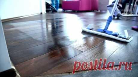 Простое средство, которое позволит не беспокоиться о пыли в доме минимум пару месяцев