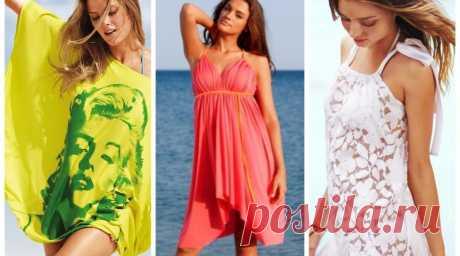 Шьем пляжные платья за пару часов — SamantaWay