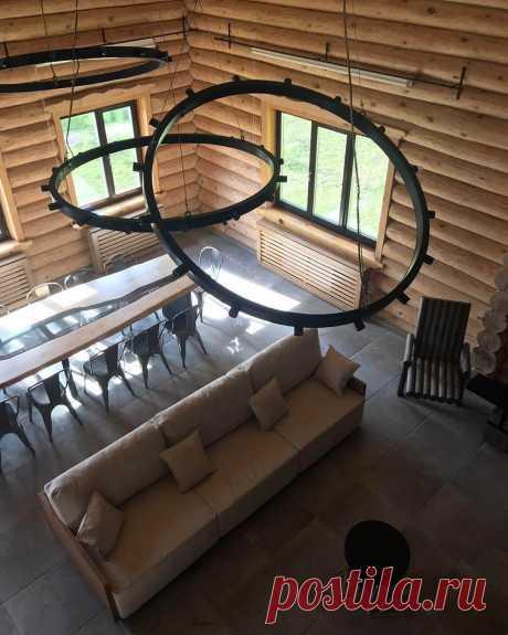 Стиль Шале в интерьере - фото примеры интересных идей дизайна