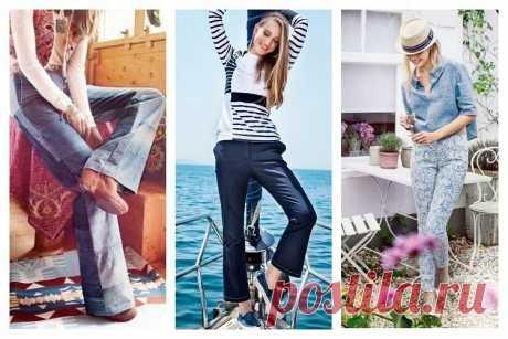 Шьём джинсы и брюки в джинсовом стиле: подборка выкроек — BurdaStyle.ru