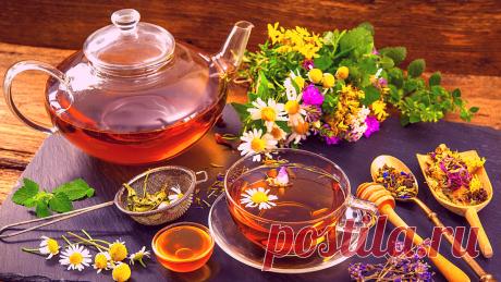 ༺🌸༻Кофе или чай - от чего больше пользы.
