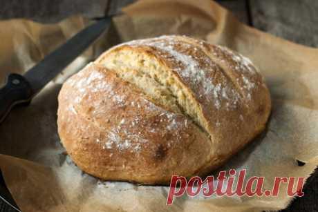 Как испечь хлеб, но не возиться с тестом на кухне – проще простого!