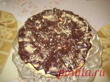 Торт Эскимо - домашний рецепт от Простоквашино