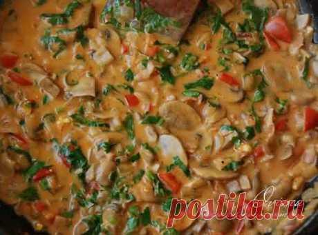 Охотничий соус - пошаговый рецепт с фото