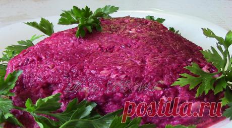 """Салат """"Любовница"""". Вкусный салат за 5 минут - Простые рецепты Овкусе.ру"""
