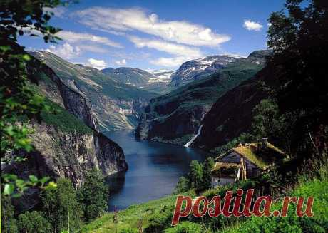 Норвежские фьорды - Путешествуем вместе