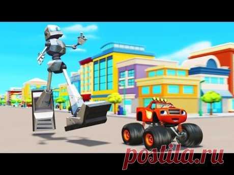Вспыш и Чудо-Машинки: Движущая Сила - Мультфильм