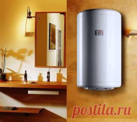 Выбираем водонагреватель — Мой дом