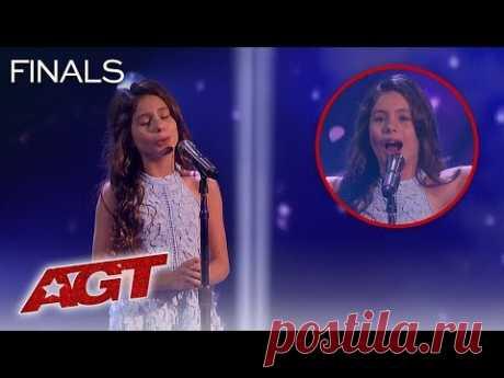 Emanne Beasha | Finals - America's Got Talent 2019 | La Mamma Morta