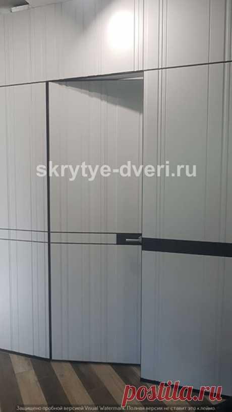 Купить скрытые двери в Москве