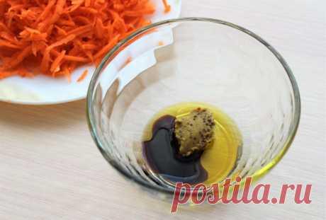 Без чеснока и майонеза. Два вкусных и полезных салата из обычной моркови | ОЛЯ ГОТОВИТ | Яндекс Дзен