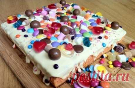 Торт для детей — Вкусно!