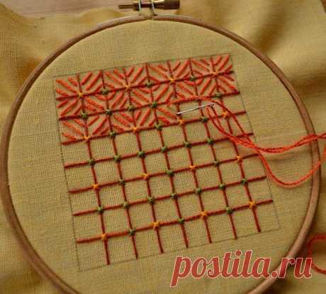 «Крестик для ленивых»: отличная идея для простой и стильной вышивки — DIYIdeas