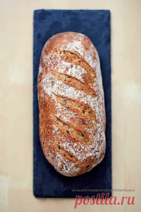 Полезный, вкусный, красивый и изысканный – все в нем: хлеб из полбяной муки на закваске - Good things — LiveJournal