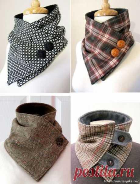 Como coser el cuello-mostrador original desmontable: ¡la clase maestra!