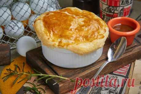 Пастуший пирог - рецепт английский пирога с мясом цесарки
