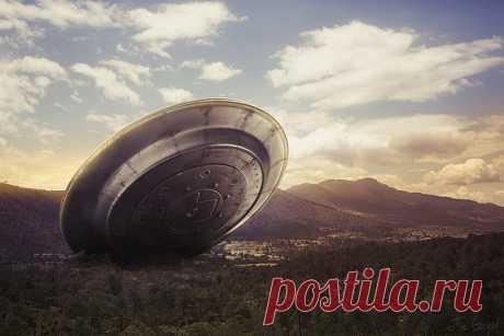 Российский Розвелл. Крушение НЛО и как пришельцы спасали своих после аварии в России